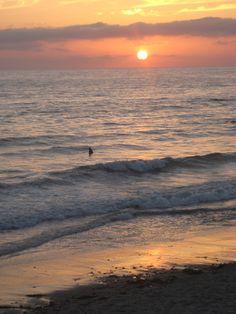 sunset....& water scene....love