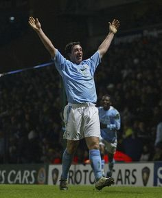 Manchester City's Robbie Fowler - #Manchester City Quiz  - #MCFC