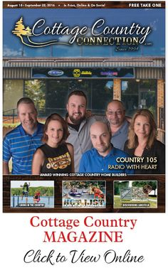 View Online   Cottage Country Connection