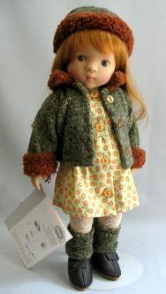 """Sylvia Natterer, 15"""" RAKELL ~~ Idea for a doll."""