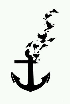 I think this would be the perfect tattoo to get in memory of my dad ♥