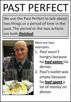 PAST PERFECT 1-2