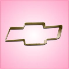 """Want some cookies that """"run deep"""" just like your favorite Chevy? Get this Chevy Emblem Cookie Cutter, and you can get your engines revving! Measuring 5 inches i Cheap Cookie Cutters, Bridesmaid Jewelry Sets, Baking Supplies, Royal Icing Cookies, Aluminum Metal, Pretty Cakes, Chevy Trucks, Chevy Pickups, Cookie Decorating"""