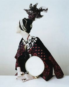 """""""Magical Thinking"""" by Tim Walker for W March 2012"""