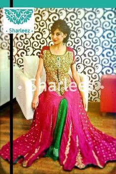 Sharleez Bridal, Fancy, Pakistani Formal Dresses for Girls 2014 . Pinnef by Zartashia