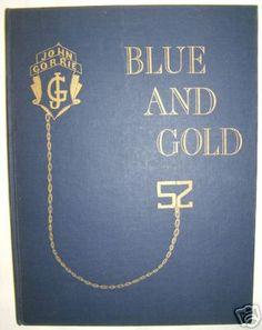 1951 JOHN GORRIE JR HIGH SCHOOL YEARBOOK Jacksonville