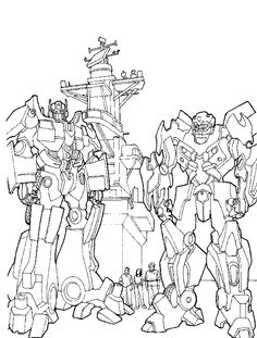 transformers 3 shockwave coloring pages | Transformers 3 Shockwave Coloring Pages ...