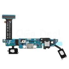 Charging Port Flex Cable Replacement for Samsung Galaxy S6 SM-G920F http://www.ogodeal.com/charging-port-flex-cable-replacement-for-samsung-galaxy-s6-sm-g920f.html
