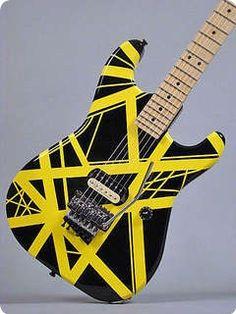 Charvel EVH Stratocaster