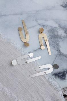Chime Earrings #mooreaseal