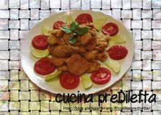 Mini cotolette di pollo al forno,ricetta da buffet