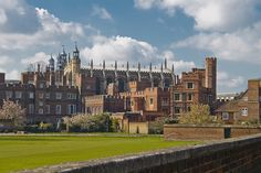 """Eton College - One of the top public, meaning private, schools in the UK. - Eton was founded in 1440 as the """"King's College of Our Lady of Eton besides Wyndsor"""" by Henry VI to provide a free education for """"70 poor scholars"""" (the original inhabitants of College), who would then go on to King's College Cambridge, founded by Henry the following year."""