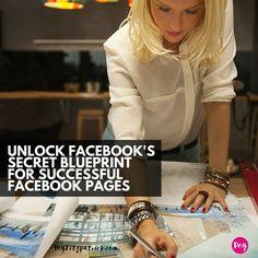 Unlock Facebook's Secret Blueprint for Successful Facebook Pages via @pegfitzpatrick