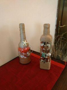 Wine Bottle Corks, Diy Bottle, Liquor Bottles, Wine Bottle Crafts, Jar Crafts, Decorating Bottles, Christmas Wine Bottles, Cork Art, Wine And Liquor