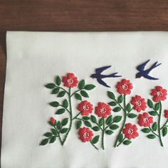 Naoko Asaga Embroidery.