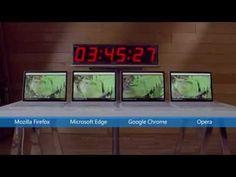 Which browser is best for battery life: We test Edge vs. Chrome vs. Opera vs. Firefox   PCWorld