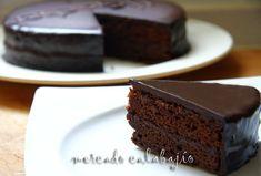 Receta de Tarta Sacher (Sachertorte), pasión por el chocolate - Mercado Calabajío
