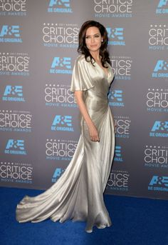 Attending the 20th Annual Critics' Choice Awards, January 15.
