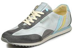 PATRICK 1892 Cloud P151038 Damen Sneaker, Schnürschuhe, Wechselfußbett hellblau kombi (39, hellblau kombi) - http://on-line-kaufen.de/patrick-1892/39-eu-patrick-1892-cloud-p151038-damen-sneaker