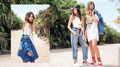 Moda primavera verano 2018 juvenil - 47 Street colección primavera verano 2018 - Moda Argentina.