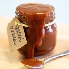 A Really Wonderful Quick & Easy Sea Salted Caramel Sauce Recipe