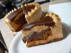 Love Pie. Love Cake. PIECAKEN.: Gluten-Free No-Bake Peanut Butter Cheesecake & Chocolate Piecaken