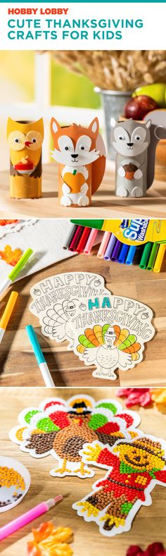Get your kids in the Thanksgiving spirit with these fun, easy crafts. Thanksgiving Crafts For Kids, Thanksgiving Decorations, Holiday Crafts, Beginner Quilt Patterns, Quilting For Beginners, Granny Joy, Decor Crafts, Easy Crafts, Creative Skills