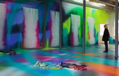 What's On: Katharina Grosse