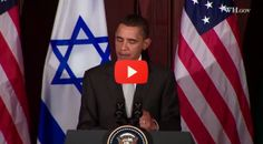 The Video OBAMA Didn't Want To Get Out. 7.3.14 · Shocking video depicting the antagonism of the Obama and his admin towards Israel. It makes you wonder what could be provoking the president of a democratic superpower to behave in such an incomprehensible way towards the one sane and tolerant democracy in the middle-east
