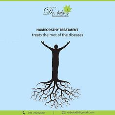 Homeopathy treatment treats the root cause of the diseases. Bela and take a leap towards healthy lifestyle. Loving Your Body, Clinic, Roots, Healthy Lifestyle, Medicine, Remedies, Health Fitness, Love You, Te Amo