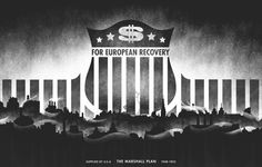 The Marshall Plan - by Matt Braun as part of the Momentus Project. The Marshall Plan was named after then Secretary of State George Marshall, the Marshall Plan (officially known as the European Recovery Program), was an aid program which sent monetary support to European economies to help slow the spread of Communism after World War II.