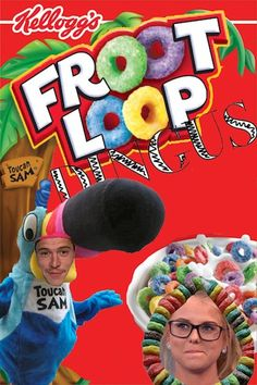 'Big Brother' Zach's Fruit Loop Dingus Cereal Dream Is Now a Reality — PHOTOS