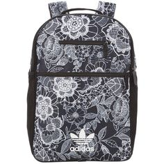 Adidas Originals Florido Backpack (€41) ❤ liked on Polyvore featuring bags, backpacks, backpack bags, daypack bag, day pack backpack, adidas originals bag and knapsack bag