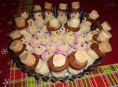 As sobremesas da nossa ceia de Natal