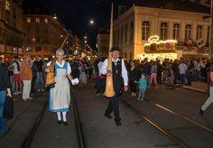 1. August-Feier: Rauschendes Fest in knalligen Farben |TagesWoche