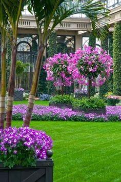100 Gartengestaltung Bilder und inspiriеrende Ideen für Ihren Garten - gartengestaltung bilder schöne bepflanzung lila