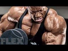 Mr Olympia 2014 Phil Heath Biceps Triceps Arm Workout