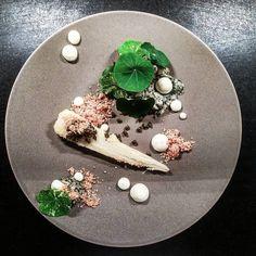 Hake and seaweed brandade josper'ed parsnipcapers and nasturtium.  #thestaffcanteen #chefsroll #chefsofinstagram #foodporn #picoftheday #theartofplating #instafood #foodphotography #foodplay #lovefood #chefstalk #gastronomia #gastroart #foodstagram #rollwithus #expertfoods #fourmagazine #gastronogram  #foodstarz_official #chefsteps #igers #instahub #gourmetartistry #gourmetart #gastroart #truecooks  #theartofplating #beautifulcuisines  #thefeedfeed  #foodknockout by thomekas