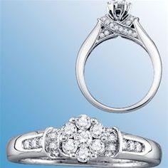 Daniels Jewelers :: Ladies Right Hand Rings