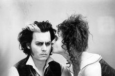 Helena Bonham Carter & Johnny Depp, Sweeney Todd: The Demon Barber of Fleet Street (2007) dir. by Tim Burton