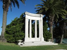 The Henry Miller monument in Woodlawn Cemetery, Colma.  Not the Henry Miller you're thinking of!