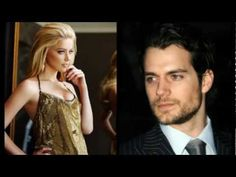 Reflected in You casting #Crossfire  Amber Heard as Eva Tramell & Henry Cavill as Gideon Cross♥