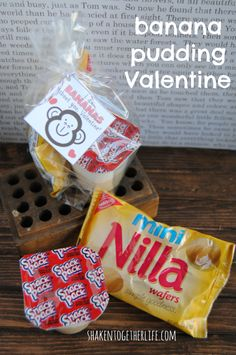 Bananas About You Valentines I Make Bake Create