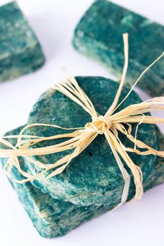 Only four simple ingredients need for this all natural antioxidant soap made…