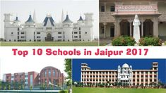 Top 10 Schools in Jaipur 2017 The Pink City is a standout amongst the most excellent places in India and has recently emerged as one of the top class education destinations in the country.. With best in class foundation worldwide educational modules and the most recent showing techniques Jaipur schools are no not as much as their partners in different parts of India. Here is our assemblage of best schools in Jaipur. Top 10 Schools In Jaipur: 1. Jayshree Periwal High School: Set up in the…