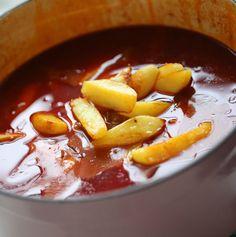 Middelhavsgryte - Passion For baking Pot Roast, Food And Drink, Passion, Baking, Ethnic Recipes, Carne Asada, Roast Beef, Bakken, Backen