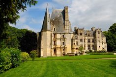Fontaine-Henry Castle, Lower Normandy