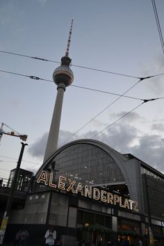 #Alexanderplatz!! #Berlin, Germany More information: http://www.visitBerlin.com