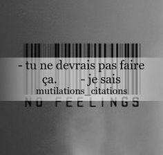 Citation Triste