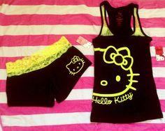 Hello Kitty PJ's